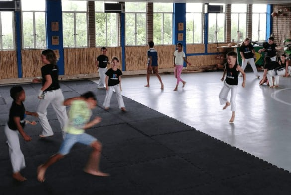 Kids Advanced Class