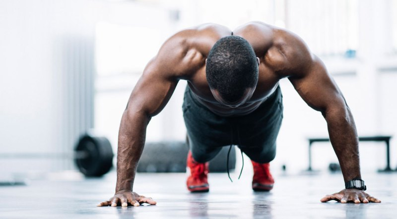 Conditioning Pushup